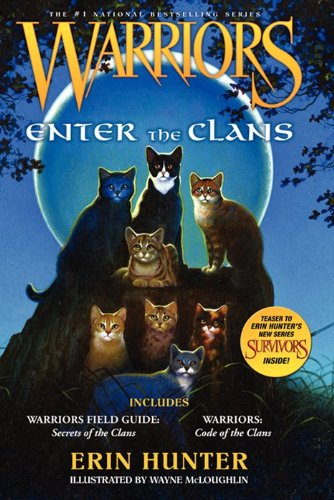 Warriors: Enter the Clans (Warriors Field Guide) - Erin Hunter