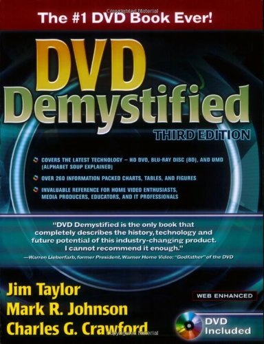 DVD Demystified Third Edition - Jim Taylor