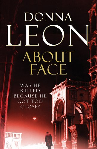 About Face . Was he killed because he got too close ? - signed - signiert - Leon, Donna