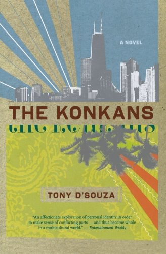 The Konkans - Tony D'Souza