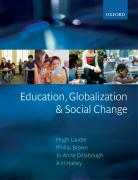 Education, Globalization and Social Change