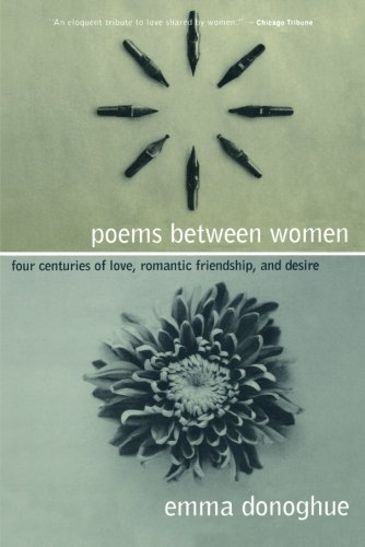 Poems Between Women - Emma Donoghue