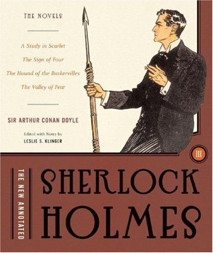 The New Annotated Sherlock Holmes: The Novels (Non-Slipcased Edition)  (Vol. 3)  (The Annotated Books) - Arthur Conan Doyle