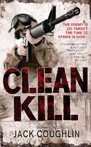 Clean Kill (Gunnery Sergeant Kyle Swanson Series) - Jack Coughlin