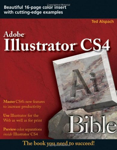 Illustrator CS4 Bible - Ted Alspach