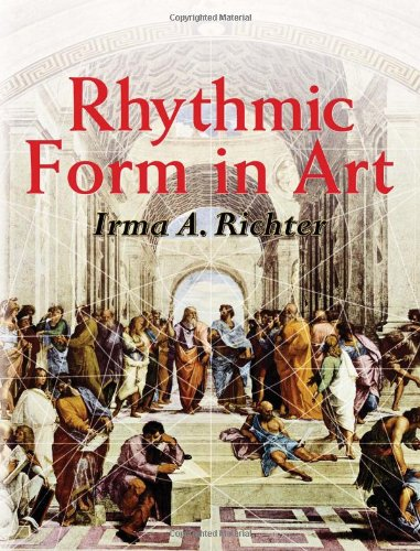 Rhythmic Form in Art (Dover Fine Art, History of Art) - Irma A. Richter