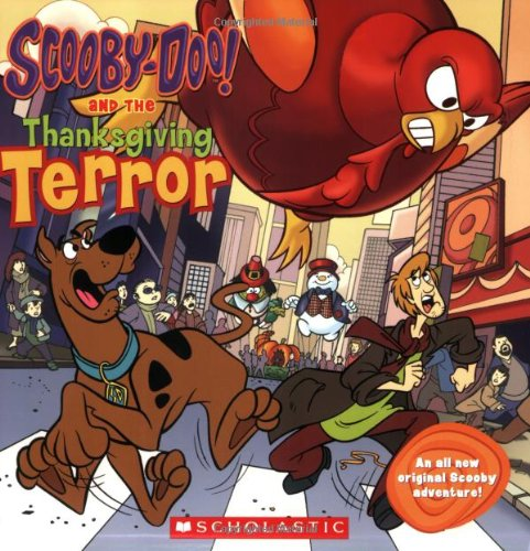 Scooby-Doo and the Thanksgiving Terror (Scooby-doo 8x8) - Mariah Balaban
