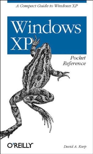 Windows XP Pocket Reference - David A. Karp