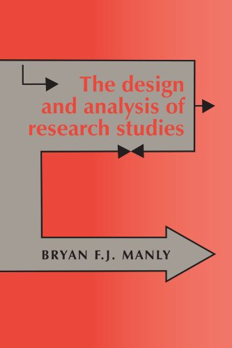 The Design and Analysis of Research Studies - Bryan F. J. Manly
