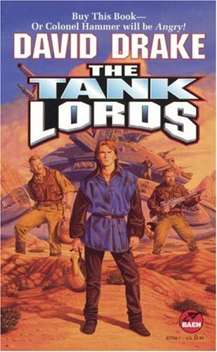 The Tank Lords (BAEN) - David Drake