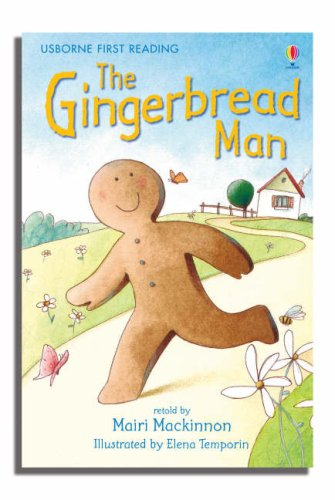 Gingerbread Man The - Alison Kelly