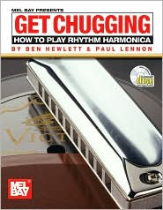 Get Chugging: How to Play Rhythm Harmonica Book/CD Set