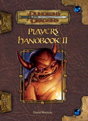 Player's Handbook II - David Noonan