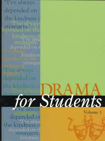 Drama for Students - Lynn M. Spampinato