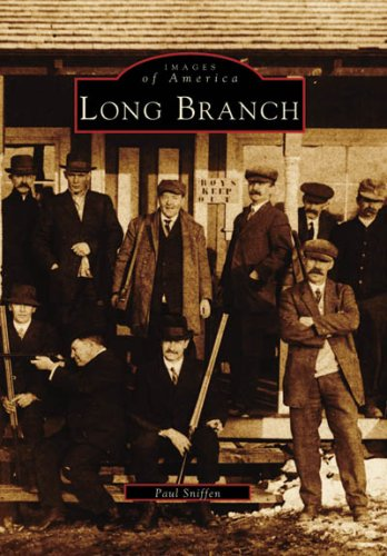 Long Branch (NJ) (Images of America) - Paul Sniffen