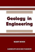 Geology in Engineering - Bowen, R.