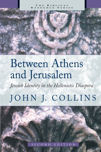 Between Athens and Jerusalem: Jewish Identity in the Hellenistic Diaspora (The Biblical Resource Series) - John J. Collins