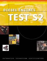 ASE Test Preparation Series: School Bus (S2) Diesel Engines