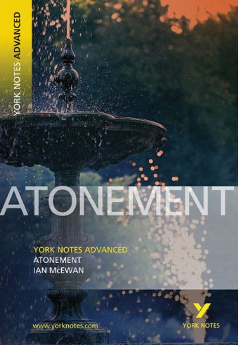 Atonement (York Notes Advanced) (York Notes Advanced) (York Notes Advanced) - Ian McEwan; Tba