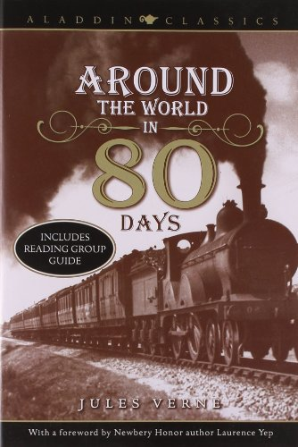 Around the World in 80 Days (Aladdin Classics) - Jules Verne