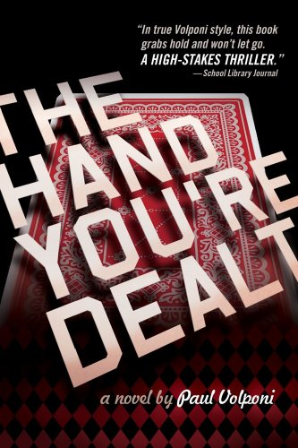 The Hand You're Dealt - Paul Volponi