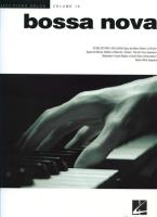 Bossa Nova: Jazz Piano Solos Series, Vol. 15