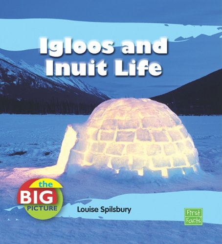 Igloos and Inuit Life (The Big Picture: Homes) - Louise Spilsbury