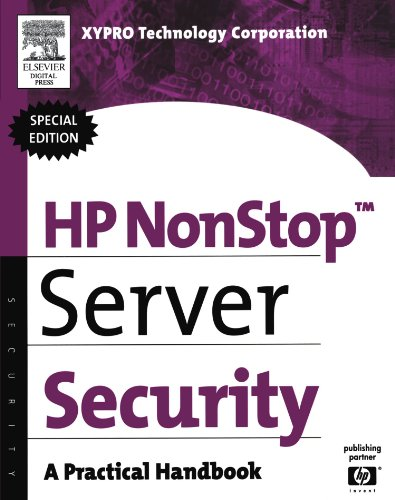 HP NonStop Server Security: A Practical Handbook (HP Technologies) - XYPRO Technology Corp