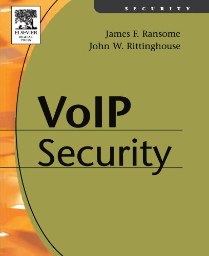 Voice over Internet Protocol (VoIP) Security - James F. Ransome PhD CISM CISSP; John Rittinghouse PhD CISM