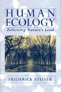 Human Ecology: Following Nature's Lead