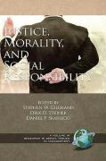 Justice, Morality, and Social Responsibility (Hc)