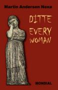 Ditte Everywoman (Girl Alive. Daughter of Man. Toward the Stars.)
