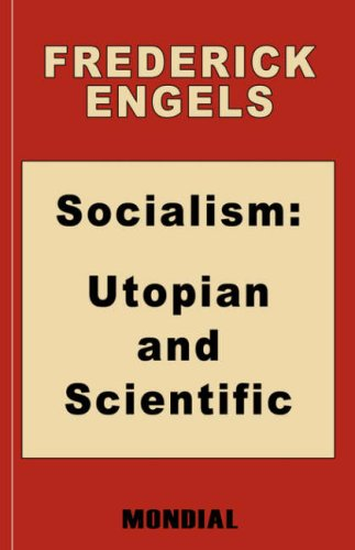 Socialism: Utopian and Scientific (Appendix: The Mark. Preface: Karl Marx) - Frederick Engels