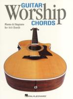 Guitar Worship Chords: Photos & Diagrams for 144 Chords