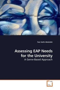 Assessing EAP Needs for the University