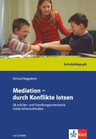 Mediation - durch Konflike lotsen