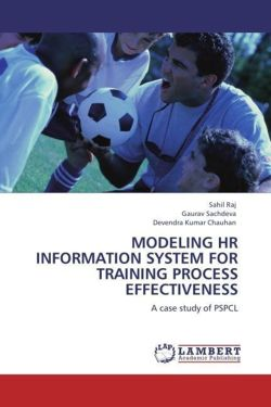 MODELING HR INFORMATION SYSTEM FOR TRAINING PROCESS EFFECTIVENESS