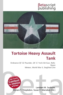 Tortoise Heavy Assault Tank