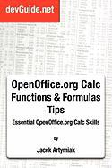 Openoffice.Org Calc Functions and Formulas Tips, 1st Ed.