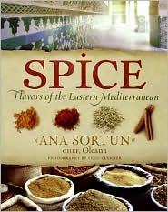 Spice: Flavors of the Eastern Mediterranean - Ana Sortun, Nicole Chaison, Susie Cushner (Photographer)