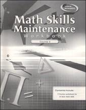 Math Skills Maintenance Workbook: Course 3 - McGraw-Hill