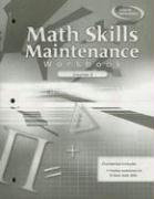 Math Skills Maintenance Workbook: Course 3