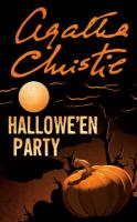 Hercule Poirot. Halloween Party