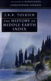 The History Of Middle-Earth, Index - John R. R. Tolkien