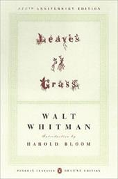 Leaves of Grass: The First 1855 Edition - Whitman, Walt / Bloom, Harold