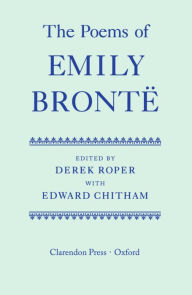 The Poems of Emily Bronti'A - Emily Brontë