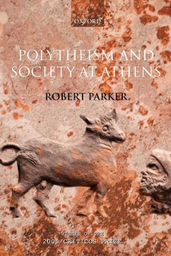 Polytheism and Society at Athens - Parker, Robert