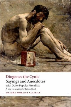 Sayings and Anecdotes - Diogenes