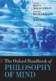 Oxford Handbook of Philosophy of Mind - Brian McLaughlin; Ansgar Beckermann; Sven Walter