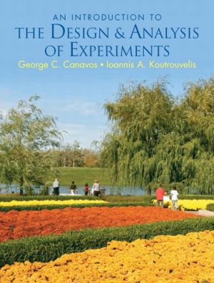 An Introduction to the Design and Analysis of Experiments